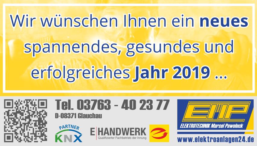 Wir wünschen Ihnen ein neues, spannendes, gesundes und erfolgreiches Jahr 2019 ... www.elektroanlagen24.de