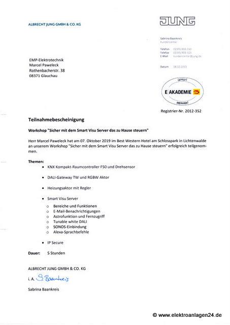 JUNG Smart Visu Server Workshop