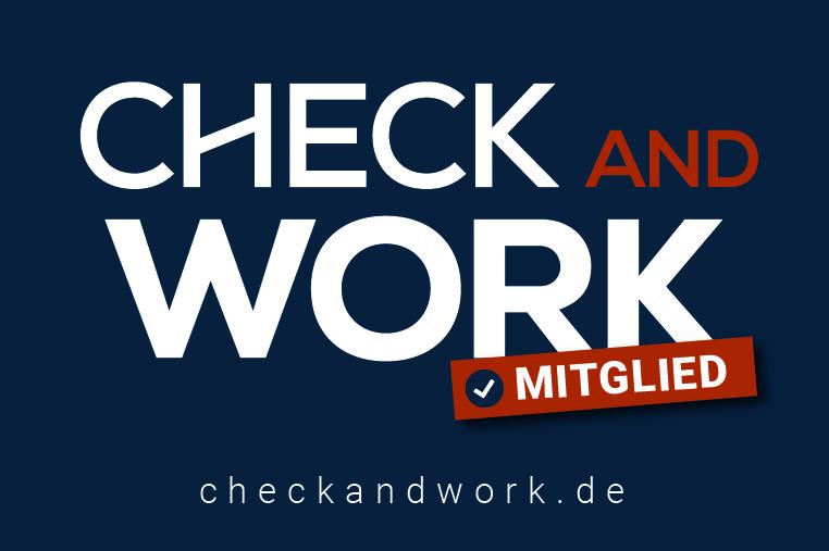 www.elektroanlagen24.de ist Teil der CHECK AND WORK - Community Mach mit! Und werde jetzt selbst Teil der CHECK AND WORK - Community